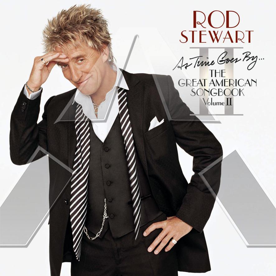 Rod Stewart ★ The Great American Songbook II (cd album - EU 82876568392)