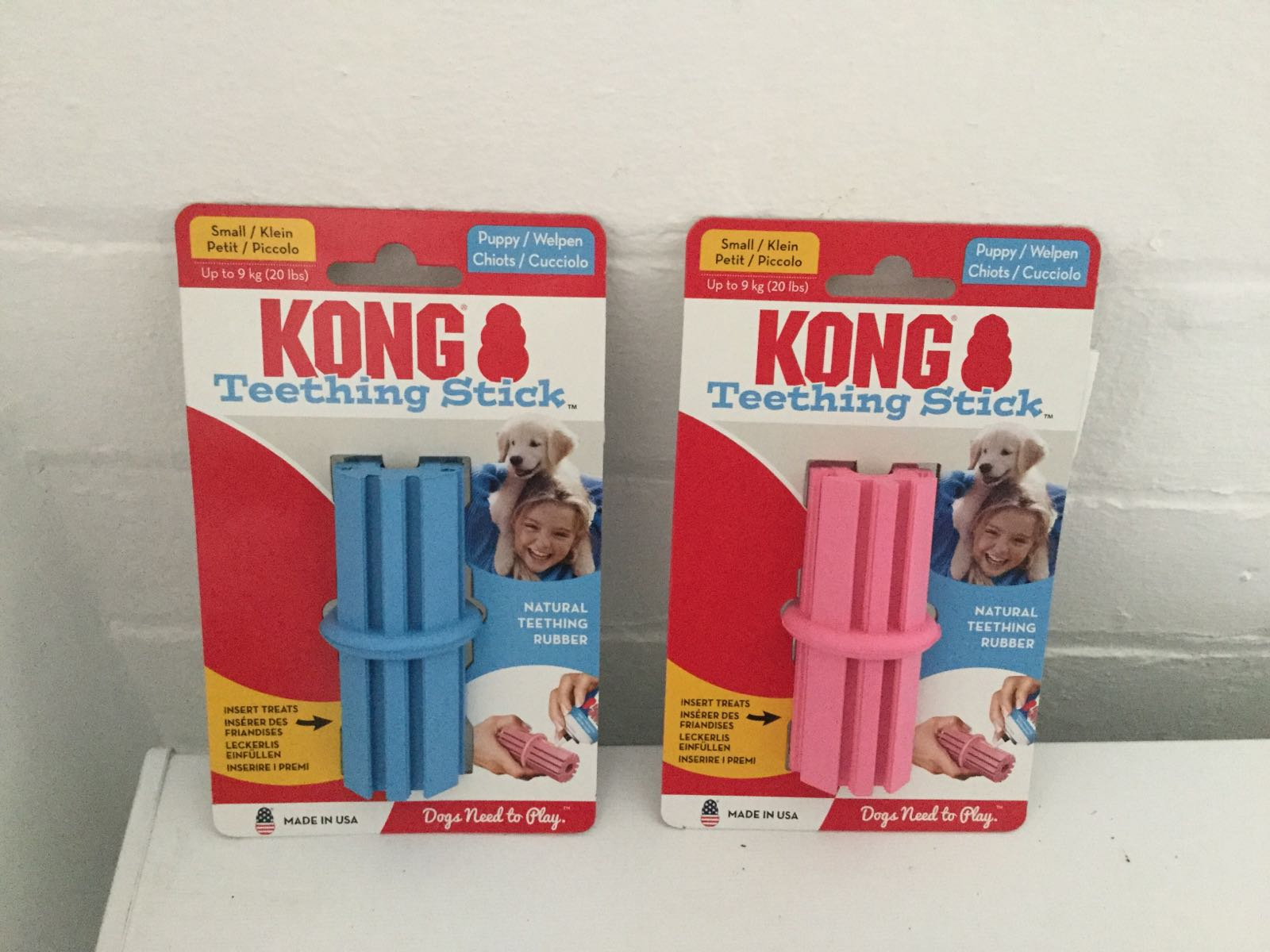 Kong  Teething Stick (Puppy) - Small