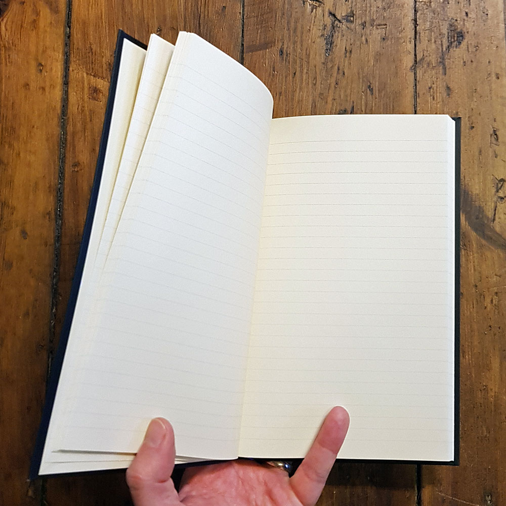 Anteckningsbok - Penguin Notebook Various