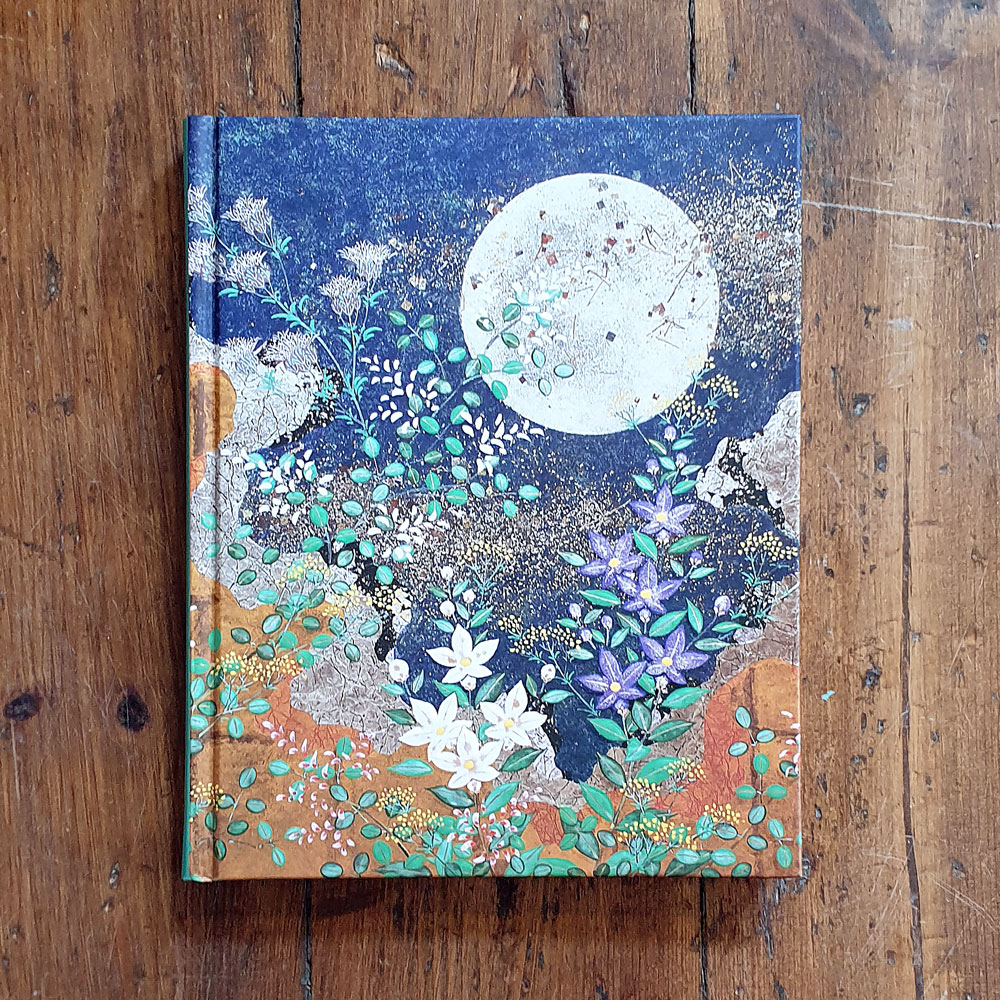 Anteckningsbok -  Autumn Moon Journal