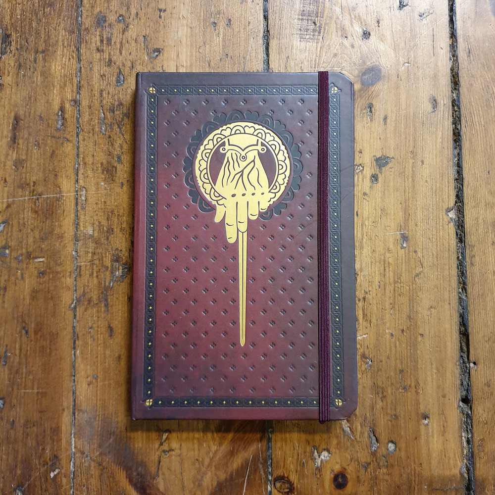 Anteckningsbok - Hand of the King