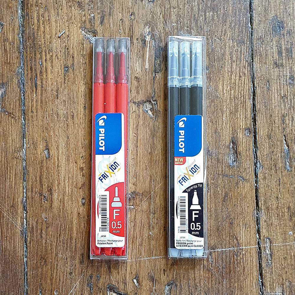 Reservstift - Frixion Point 0,5