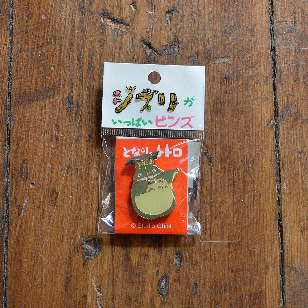 Pin - Totoro