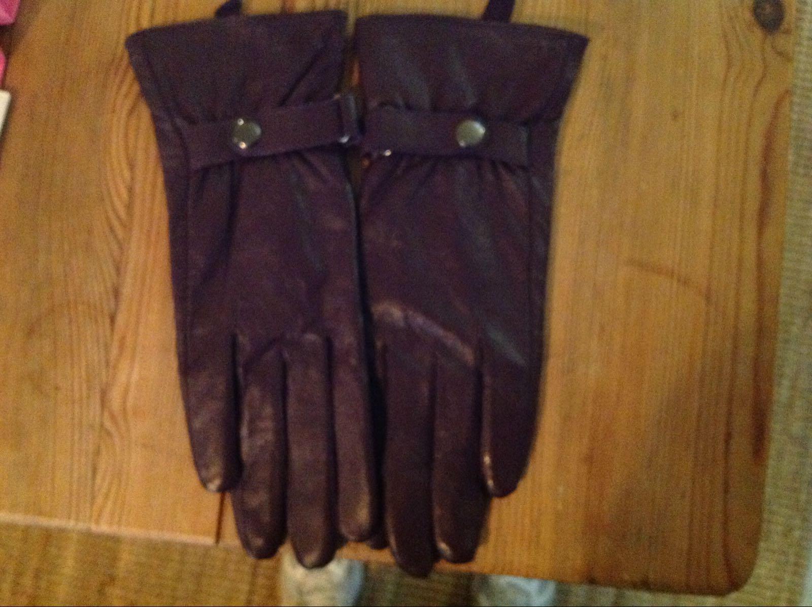 Handskar  (second hand, vintage, retro)