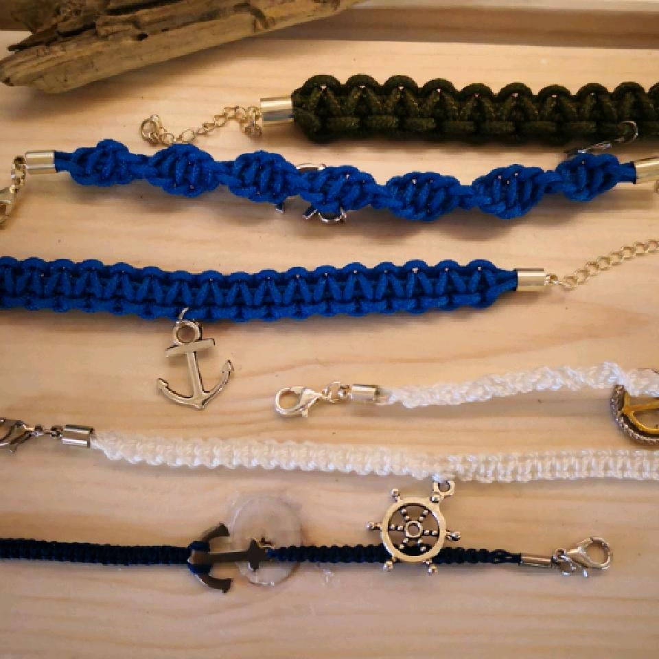 Fischereidesign - Armband klein