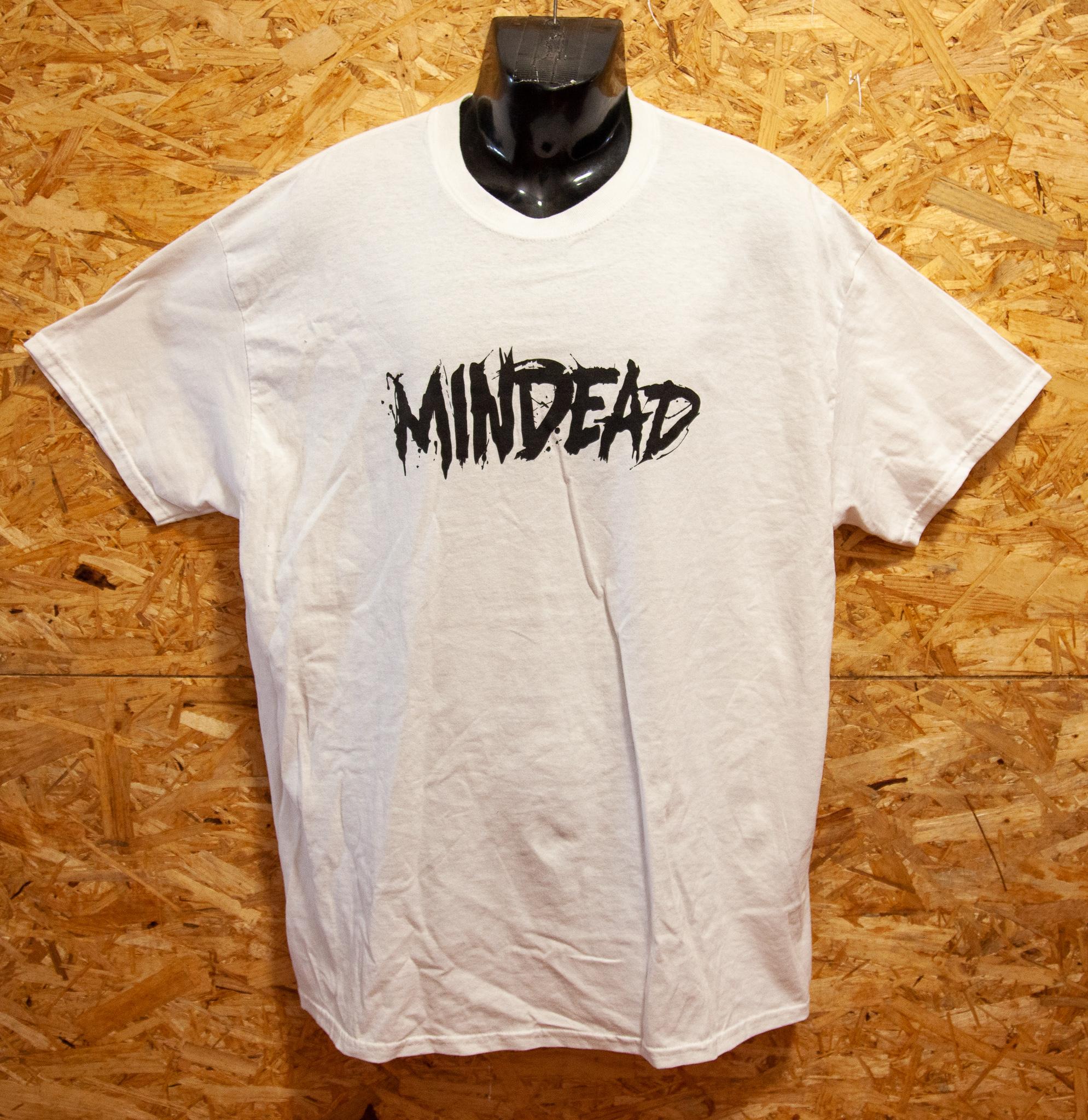 T-Shirt Logo Weiss