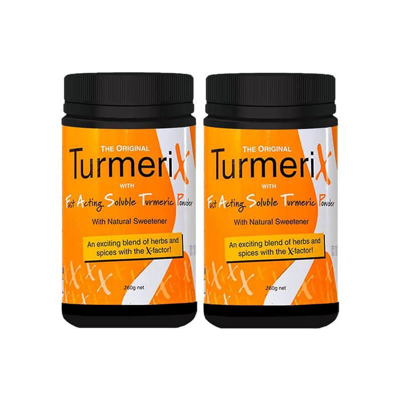 2x Tub Turmerix (260g)