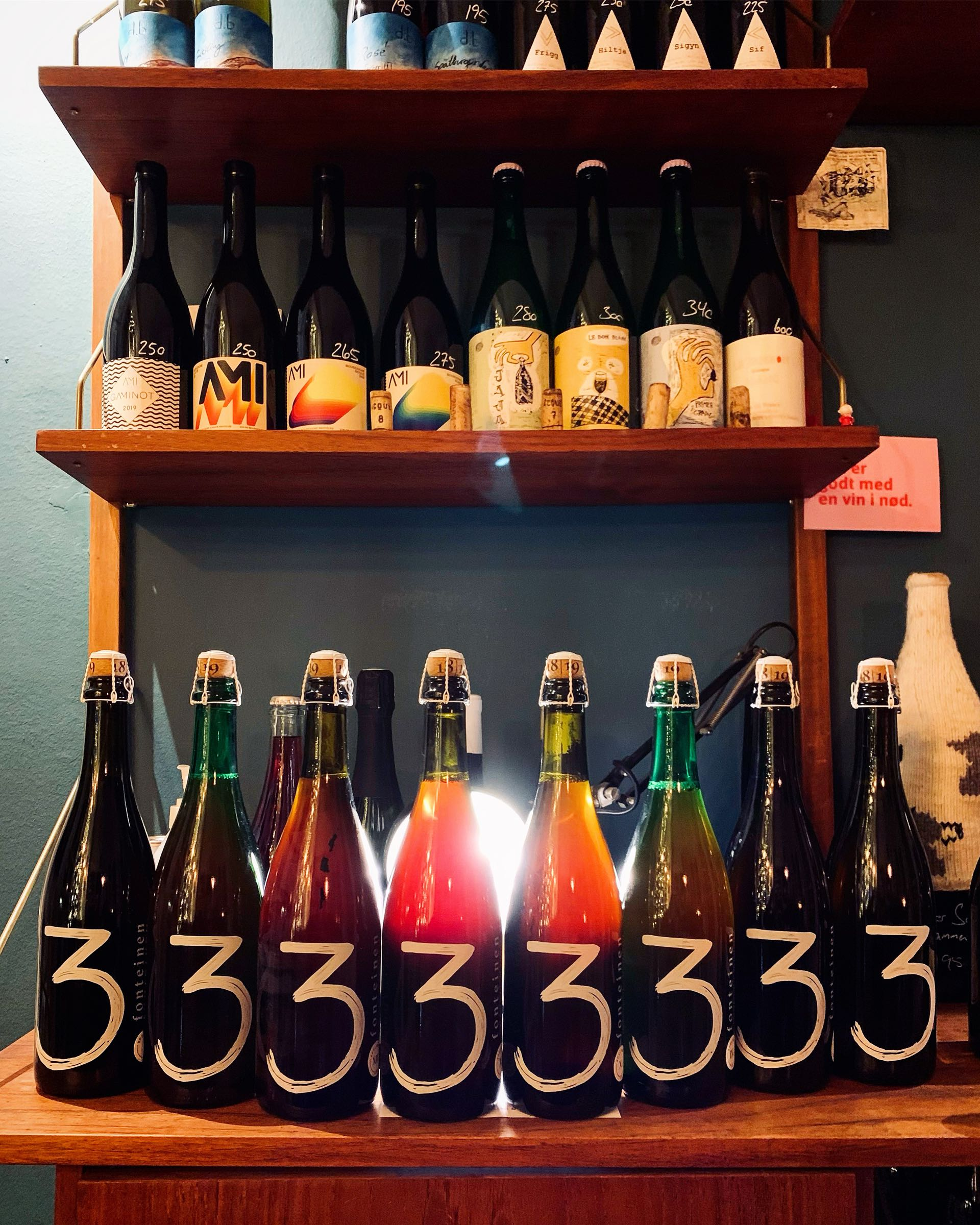 Twist of Fate - 3 Fontainen Tasting - Round 2