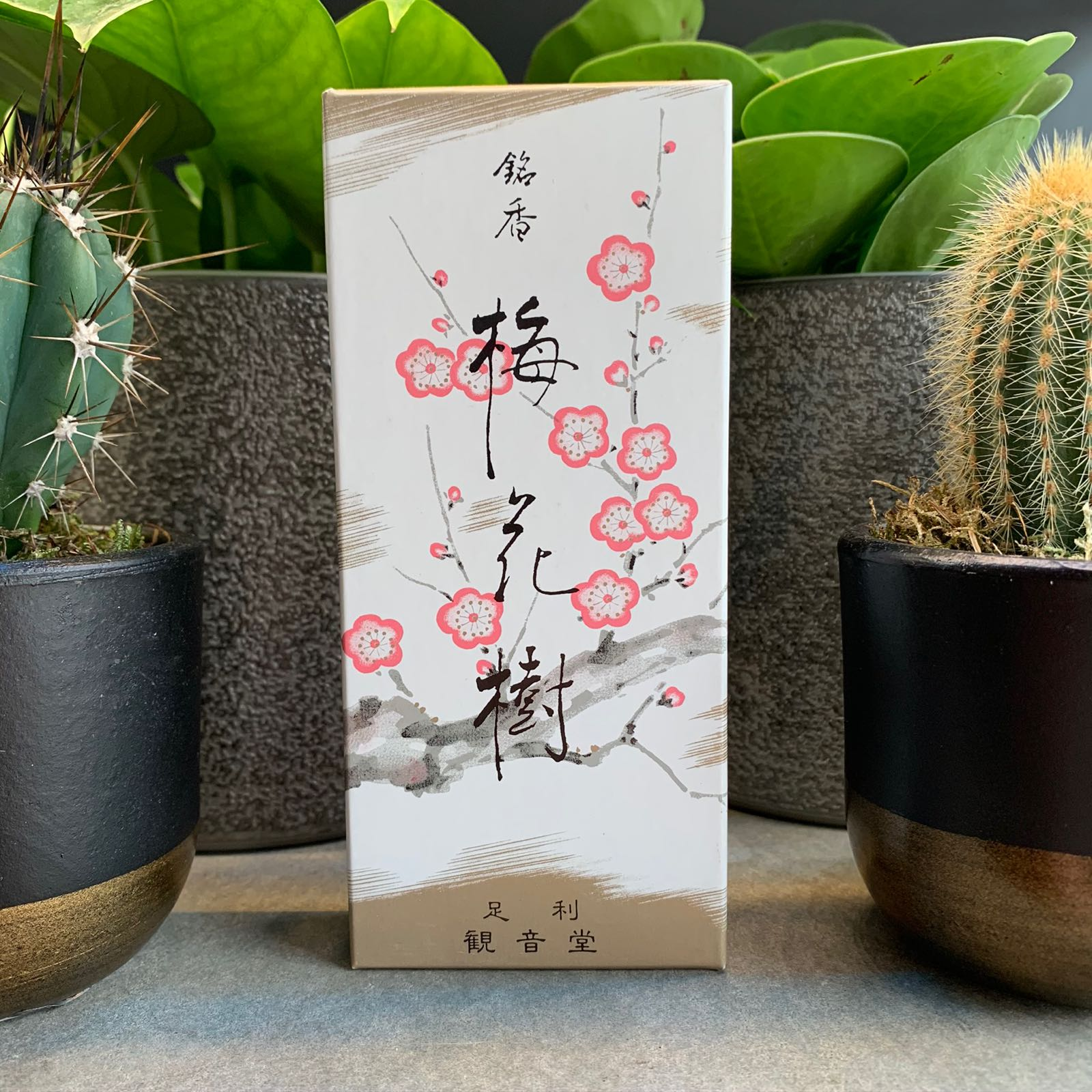 Shoyeido Incense - Baika-Ju 'Plum Blossom'