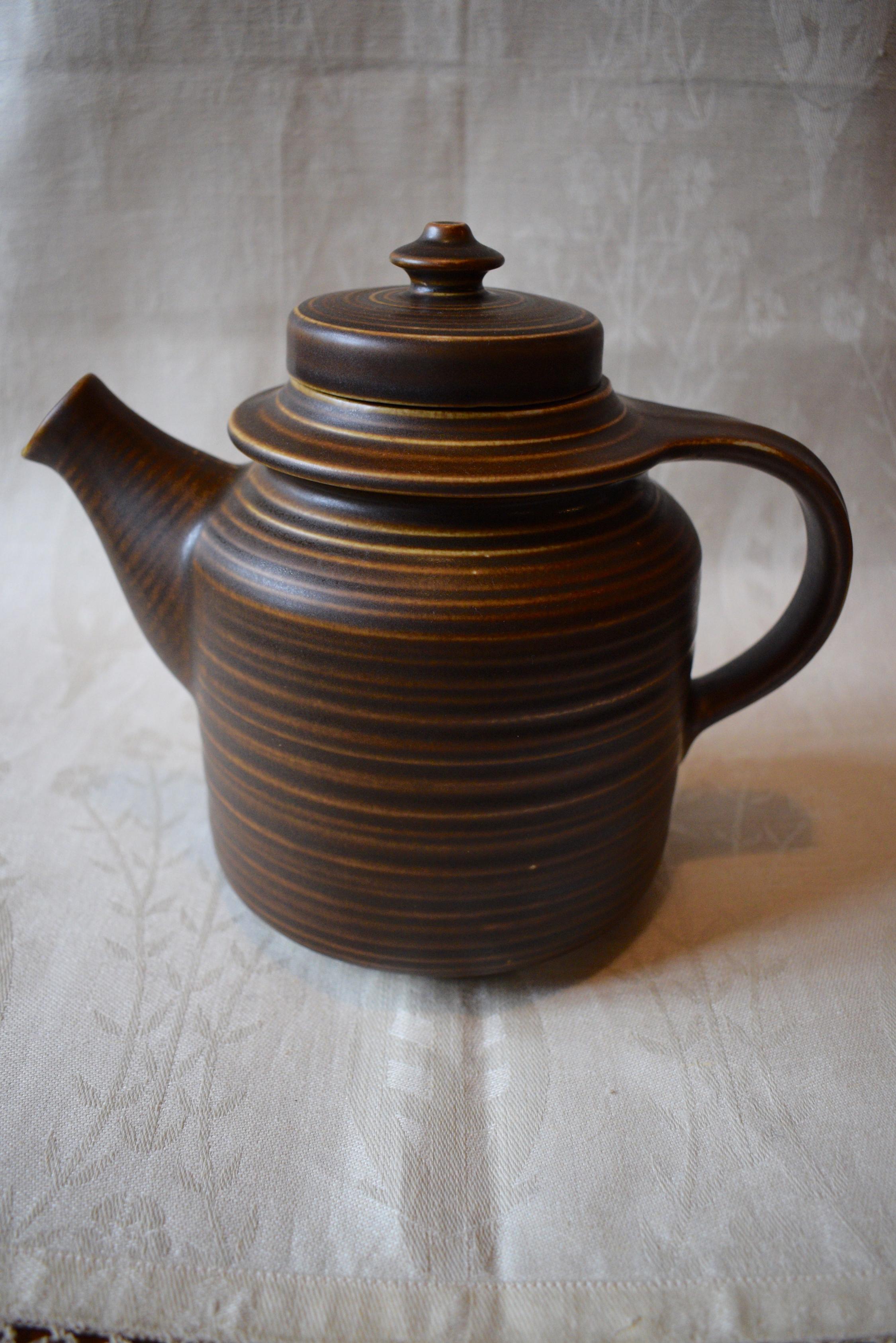 Arabia teekannu Mahonki