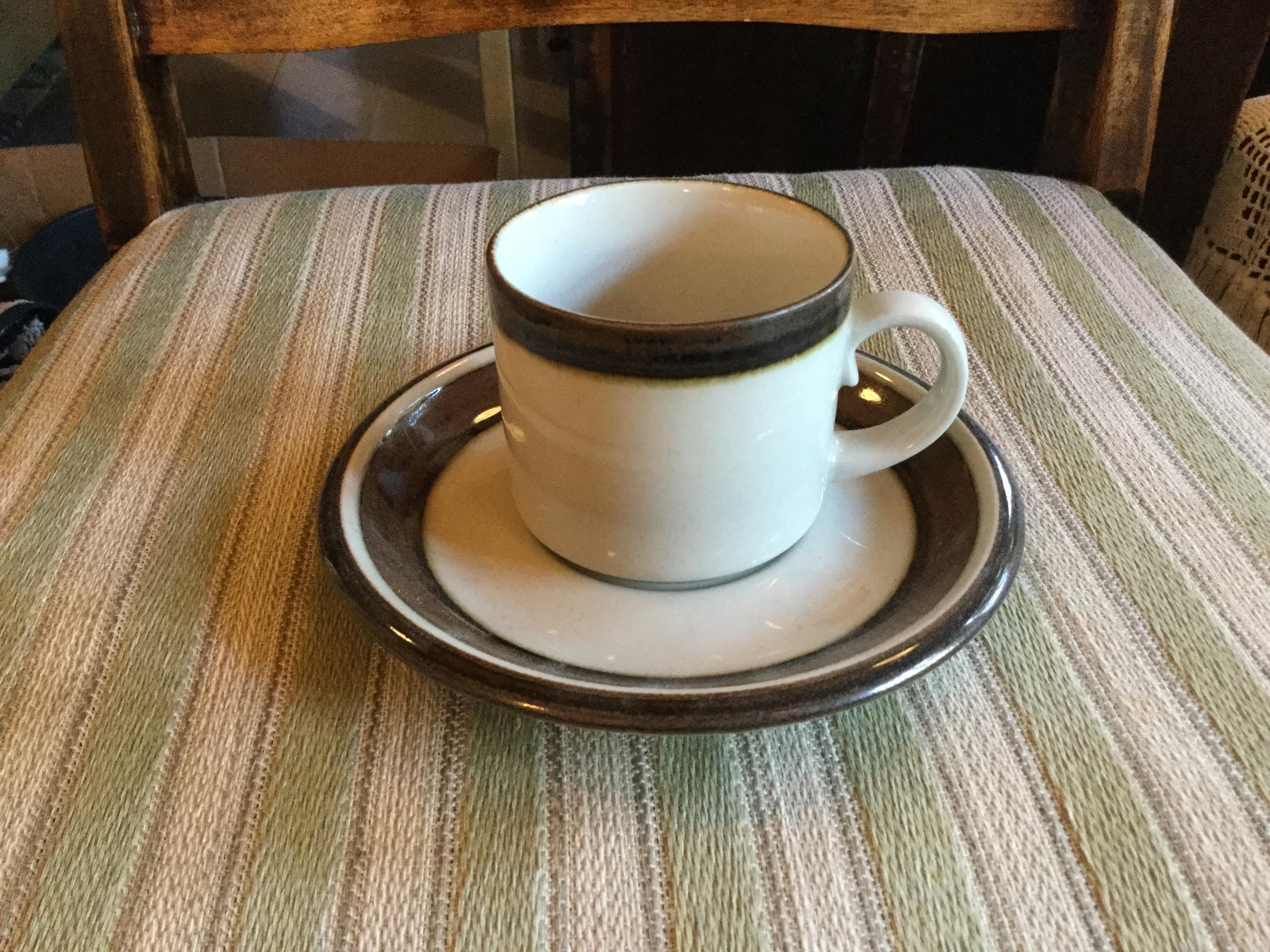 Arabia Karelia kahvikuppipari
