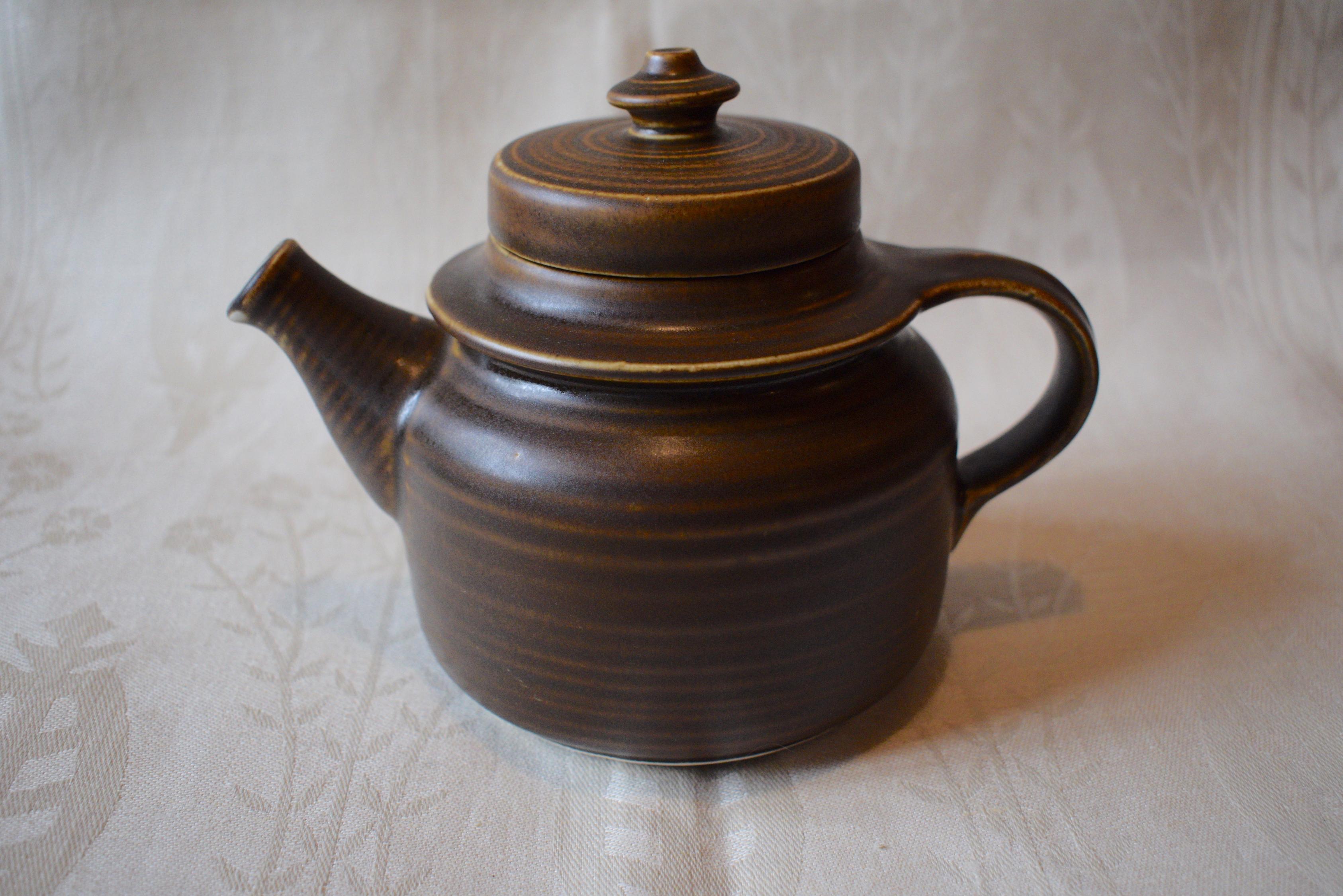 Arabia Mahonki pieni teekannu