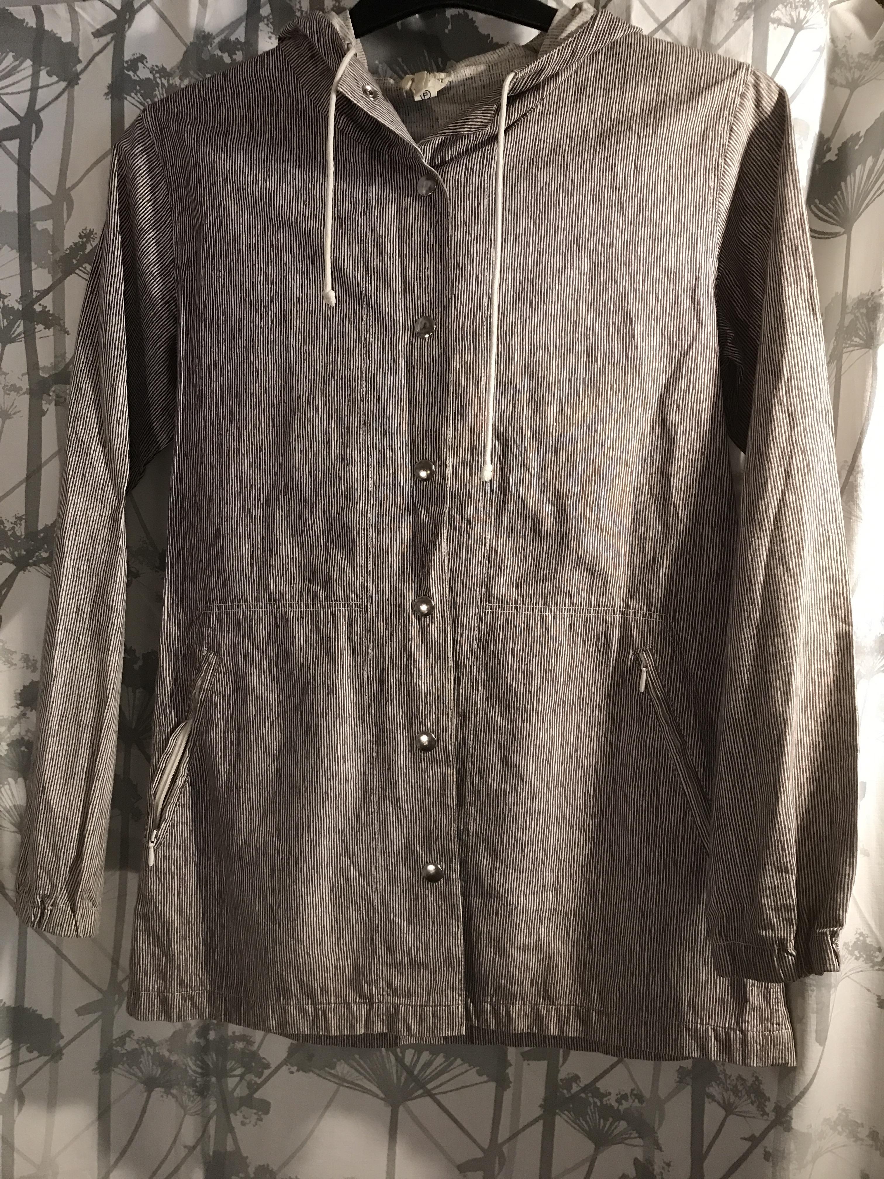 Marimekko vintage Peltomies anorakki XS