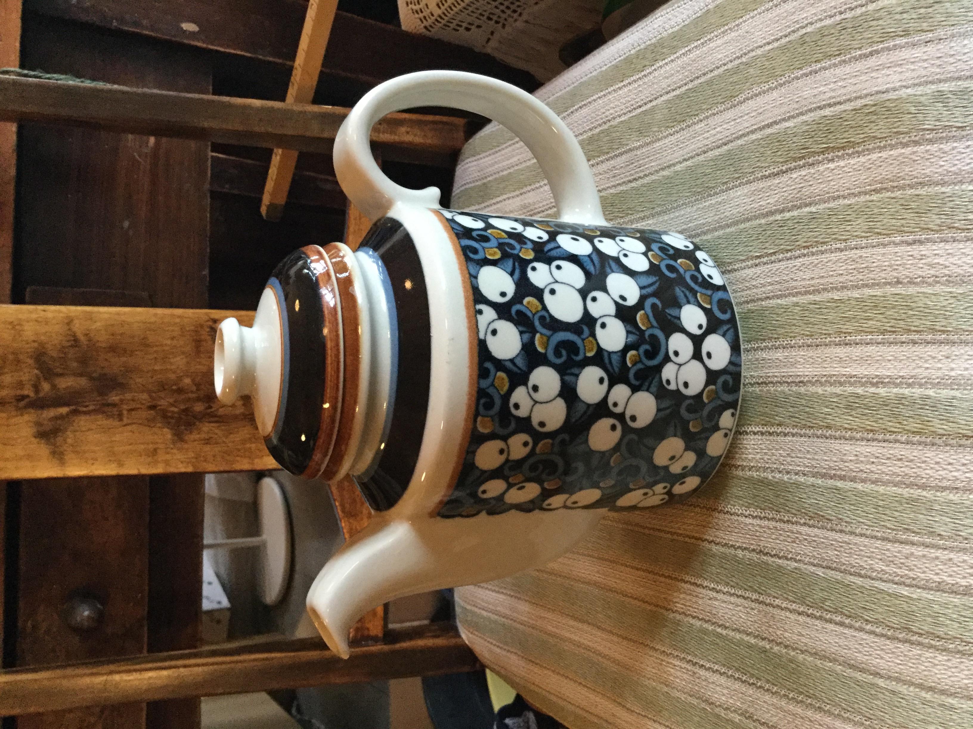 Arabia Taika marja kahvikannu