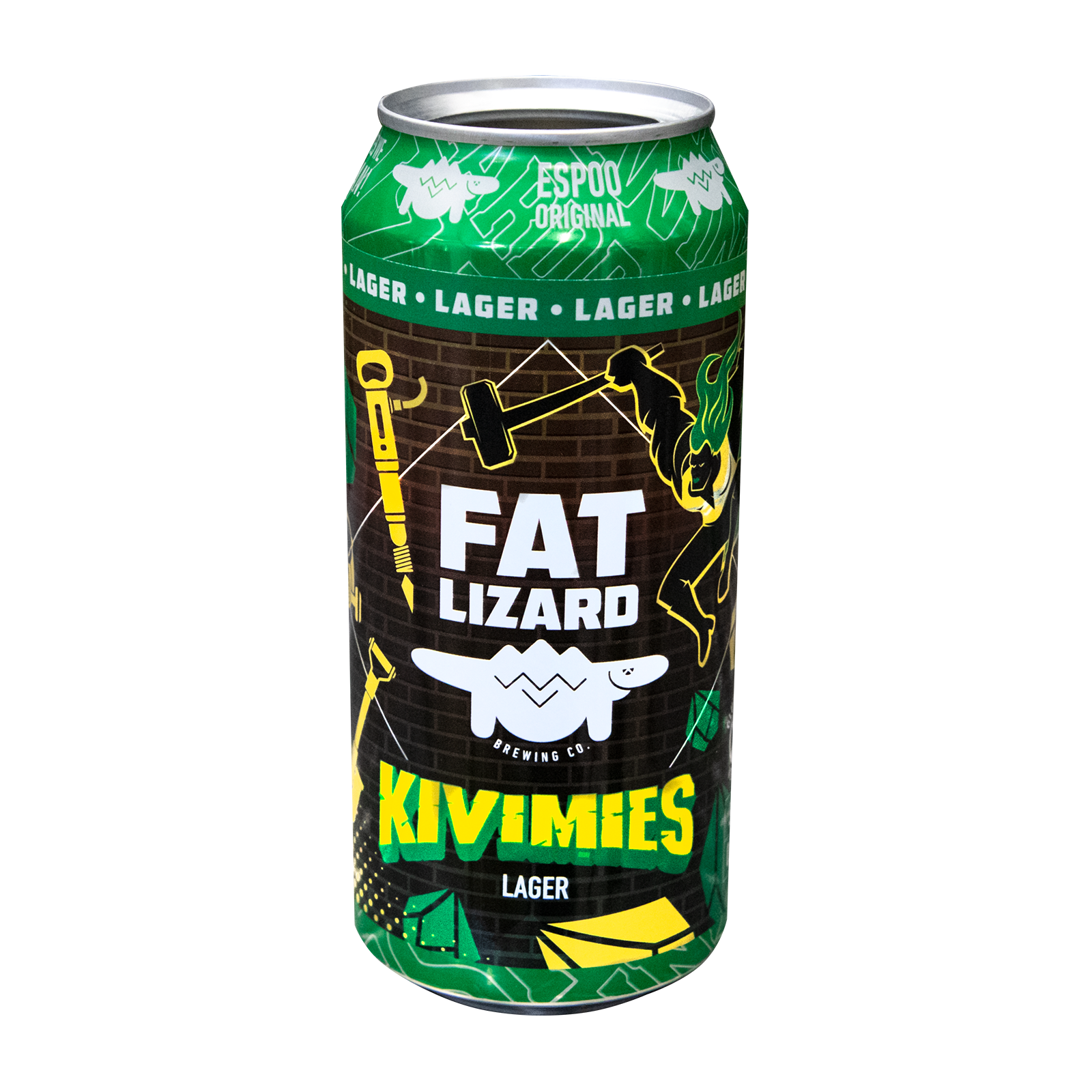 Kivimies Lager 5,0% (G) - 0,44l can