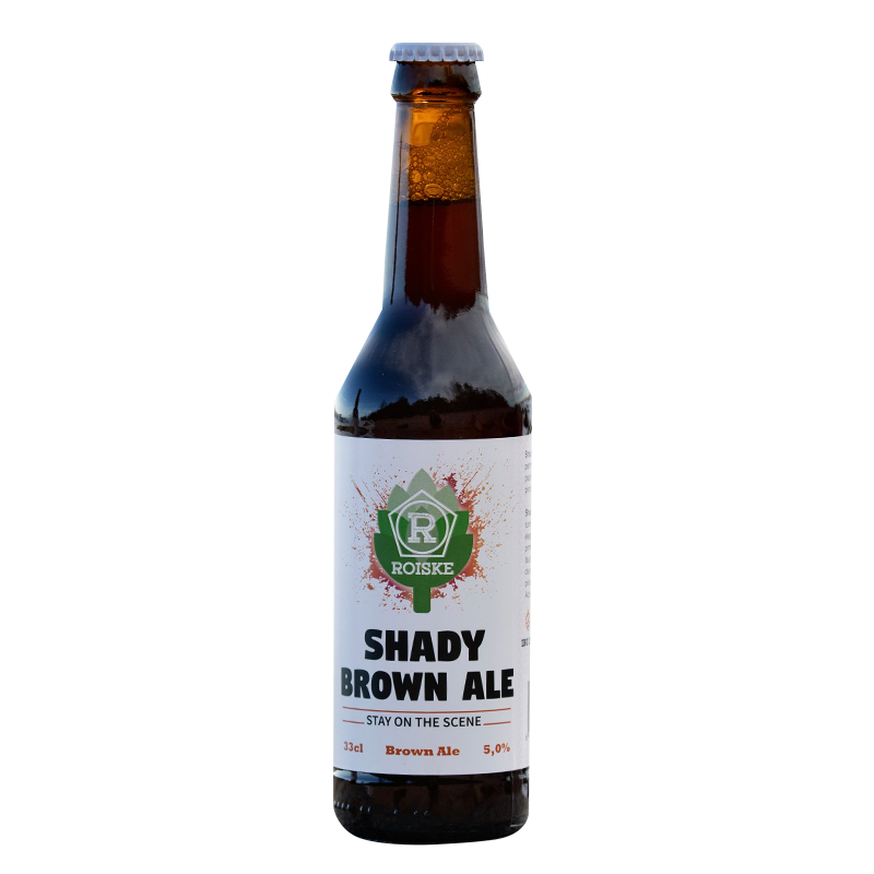 Roiske Shady Brown Ale 5,0% - 0,33l bottle