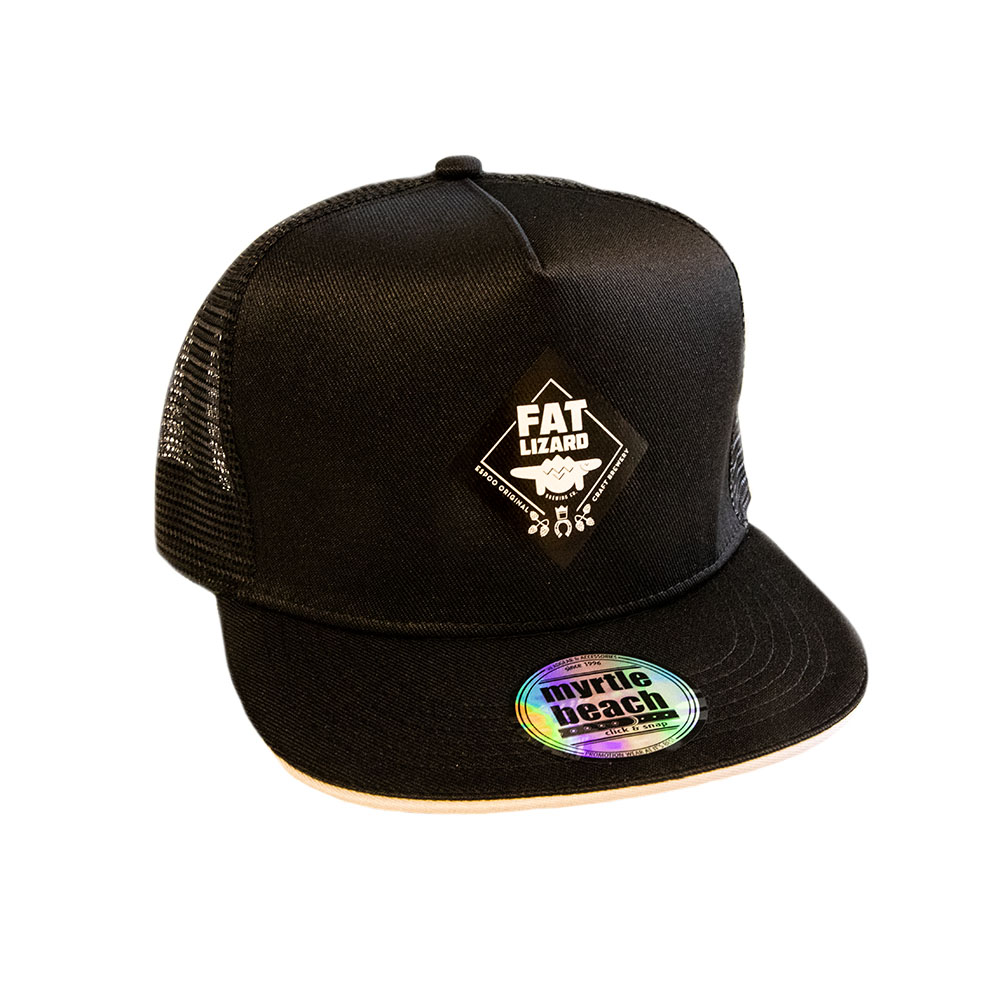 Fat Lizard Trucker Snapback