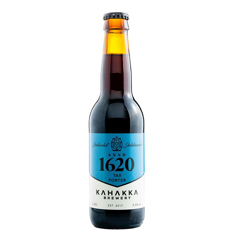 Kahakka Brewery Tar Porter 5,5% - 0,33l bottle