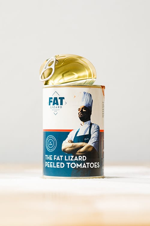 Fat Lizard -tomaatit