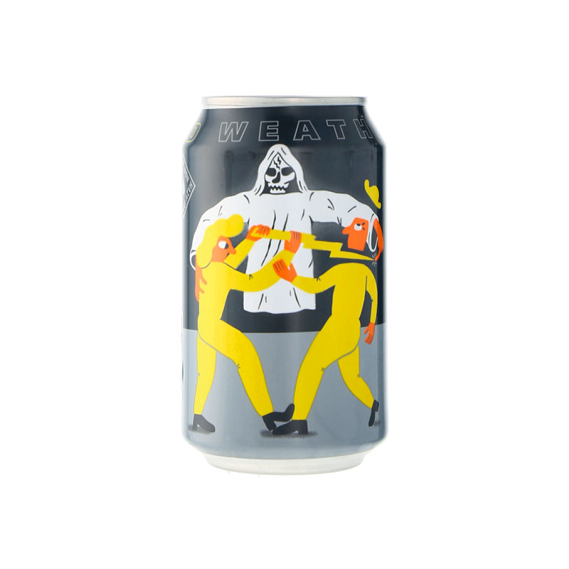 Mikkeller Weird Weather Non-Alcoholic Hazy IPA 0,3% - 0,33l can