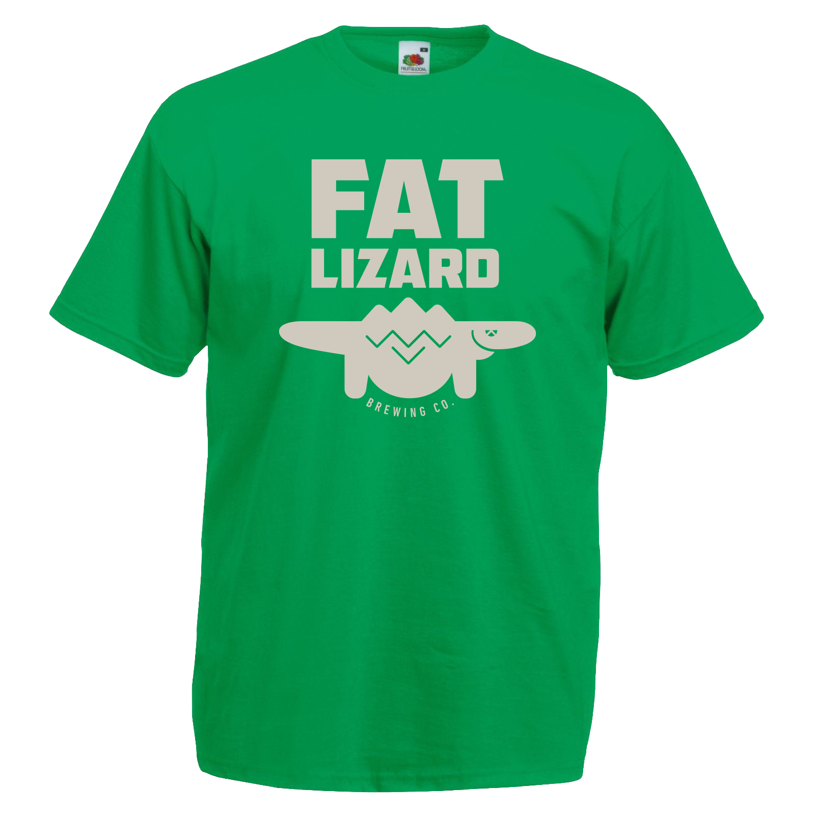 T-paita Fat Lizard Green