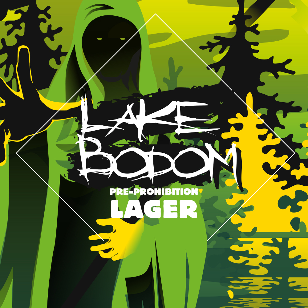 Lake Bodom Pre-Prohibition Lager 5,0% (G) - 0,44l can