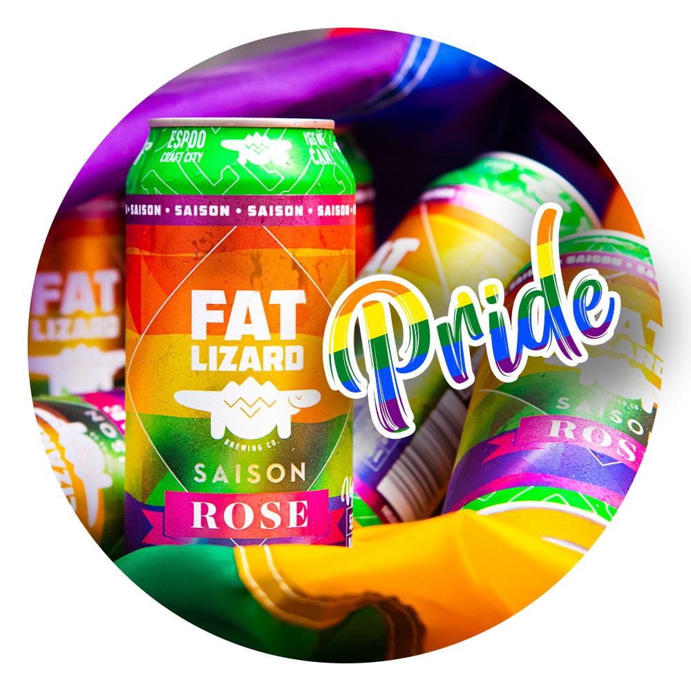 Saison Rose Pride Edition 2020 5,5% - 0,44l can