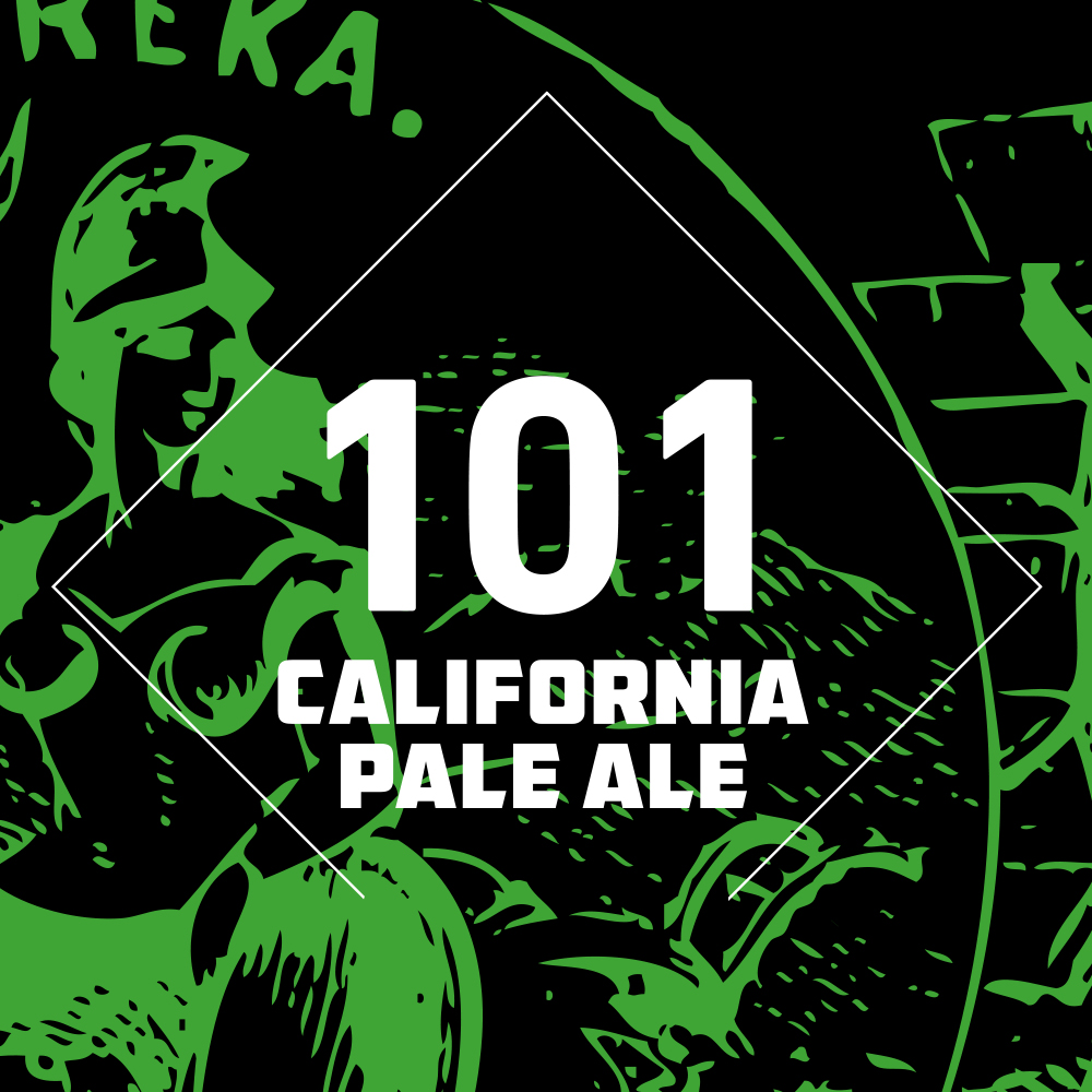 101 California Pale Ale 5,4% (G) - 0,44l can