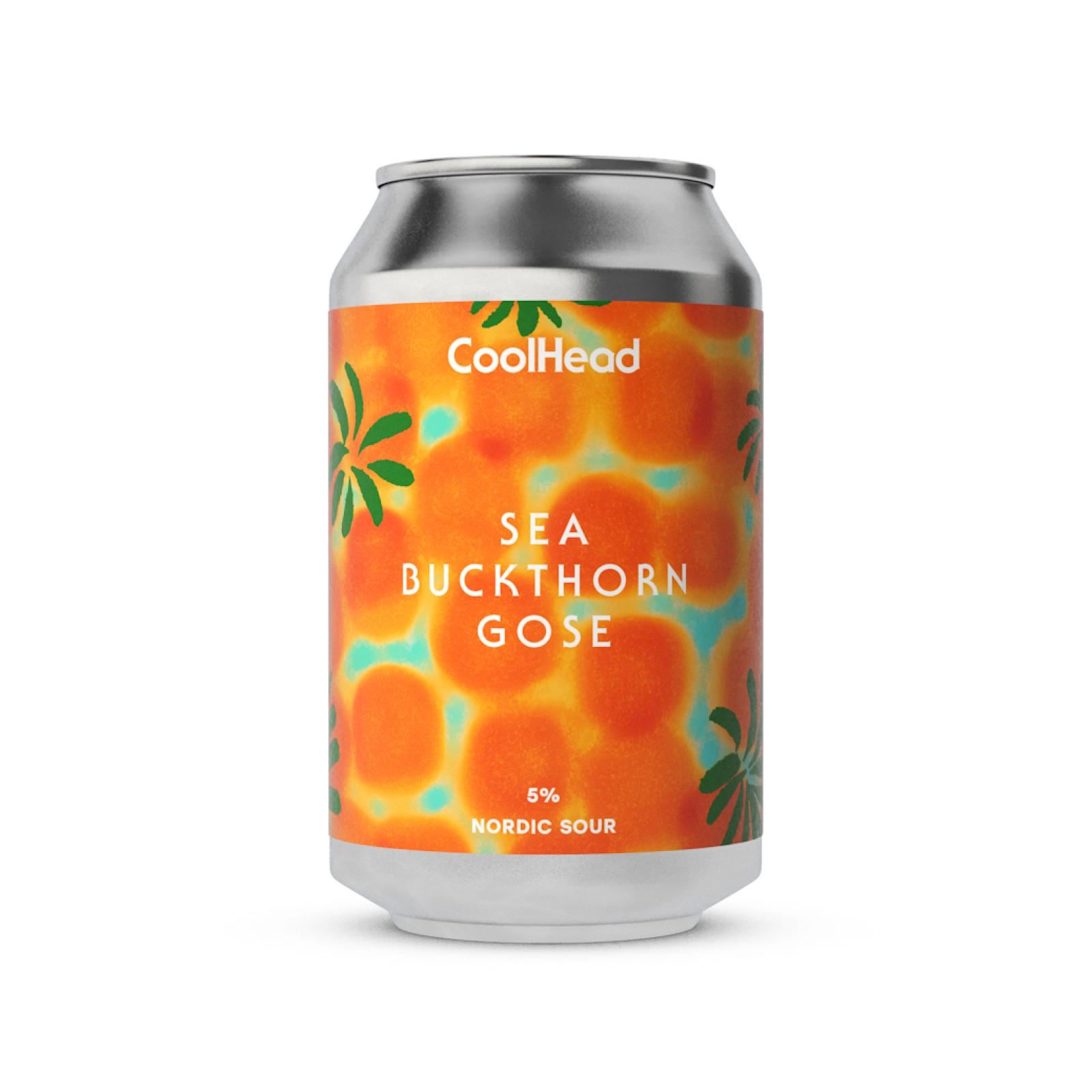 CoolHead Sea Buckthorn 5,5% - 0,33 can