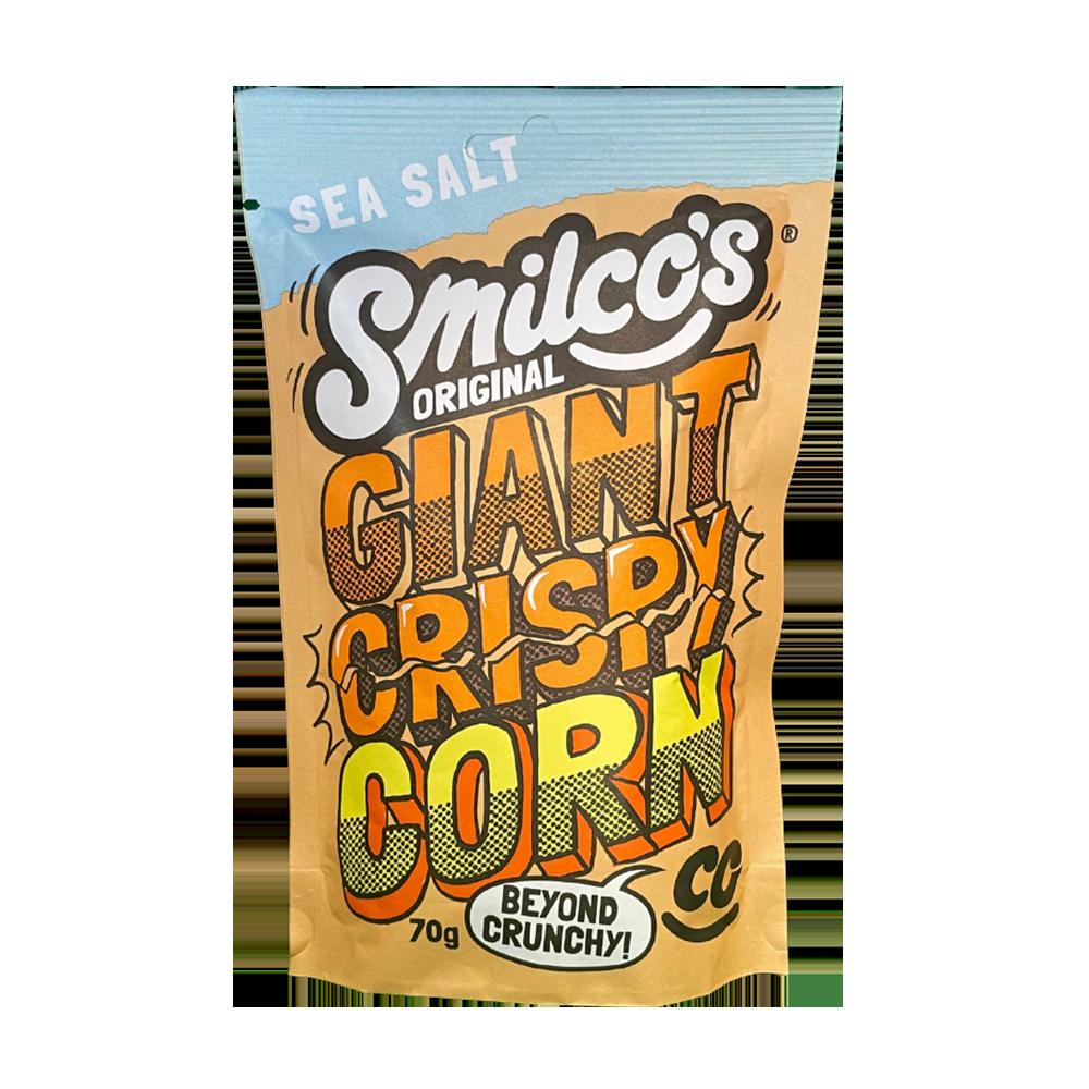 Smilco's Giant Crispy Corn