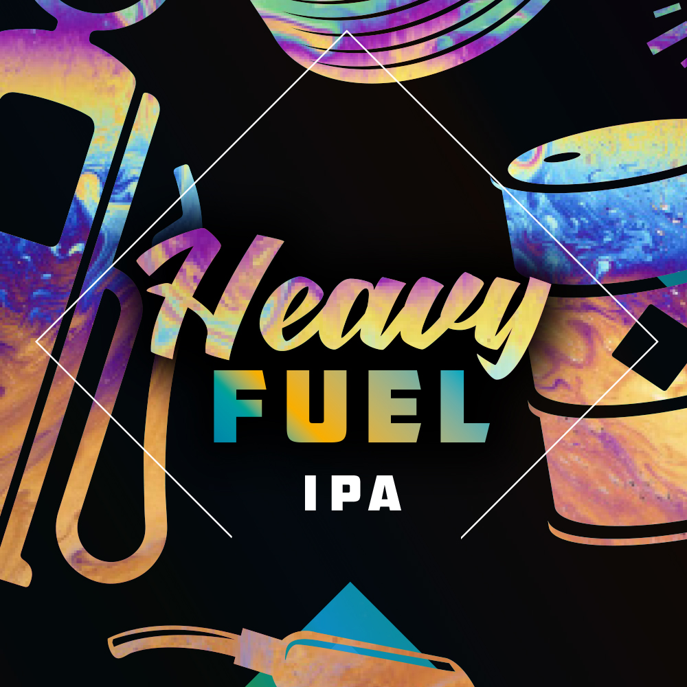 Heavy Fuel IPA 7,3% (G) - 0,44l can