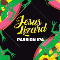 Jesus Lizard Passion IPA 5,5% (G) - 0,4l HANA