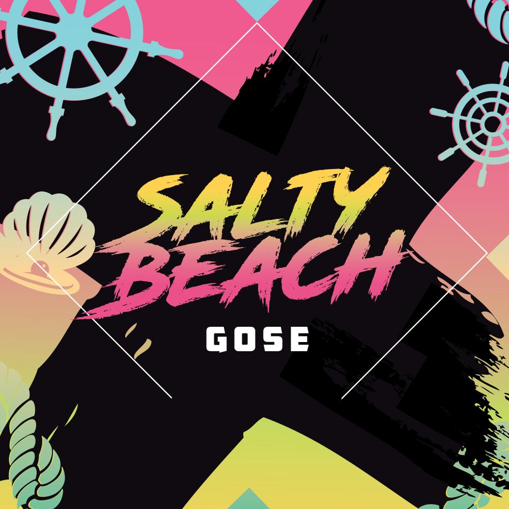 Salty Beach Gose 4,3% - 0,44l can