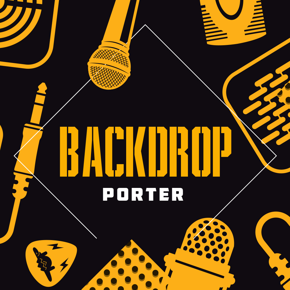 Backdrop Porter 5,5% (G) - 0,44l can