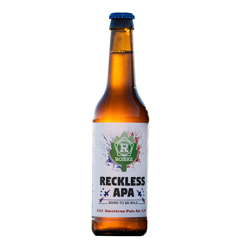 Roiske Reckless APA 5,5% - 0,33l bottle