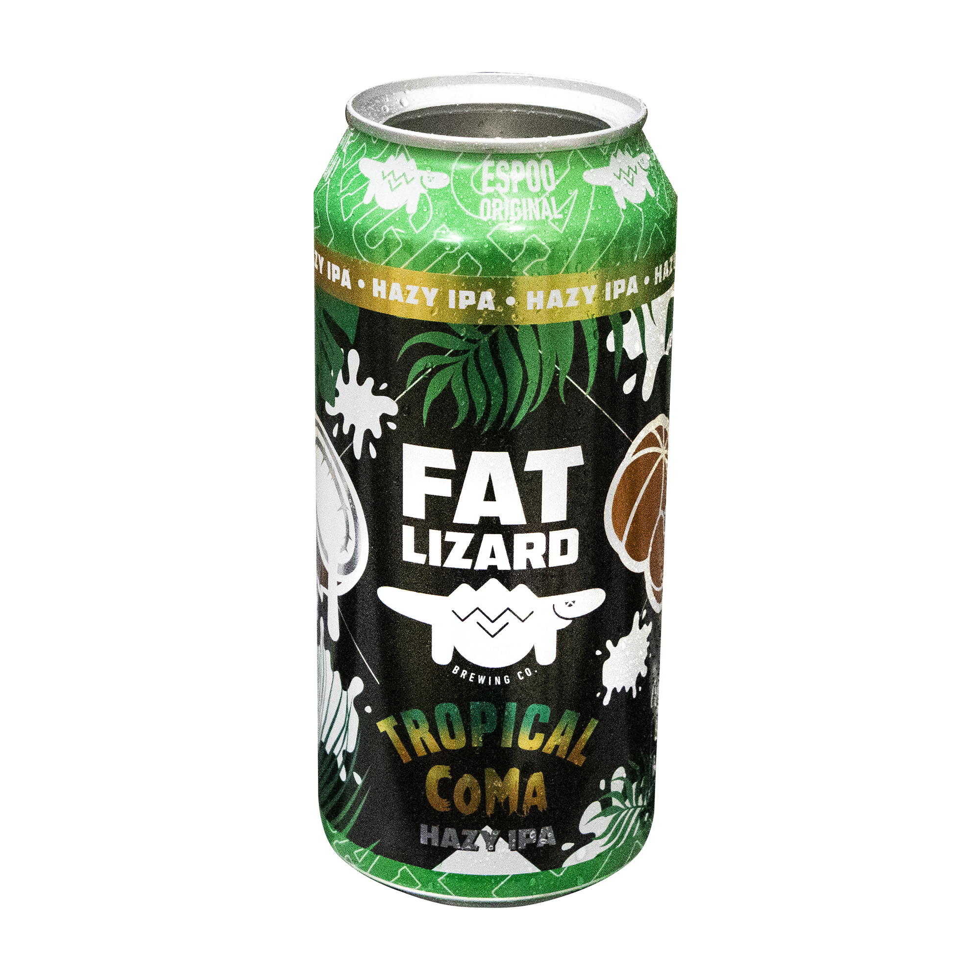 Tropical CoMa Hazy IPA 6,3% - 0,44l can