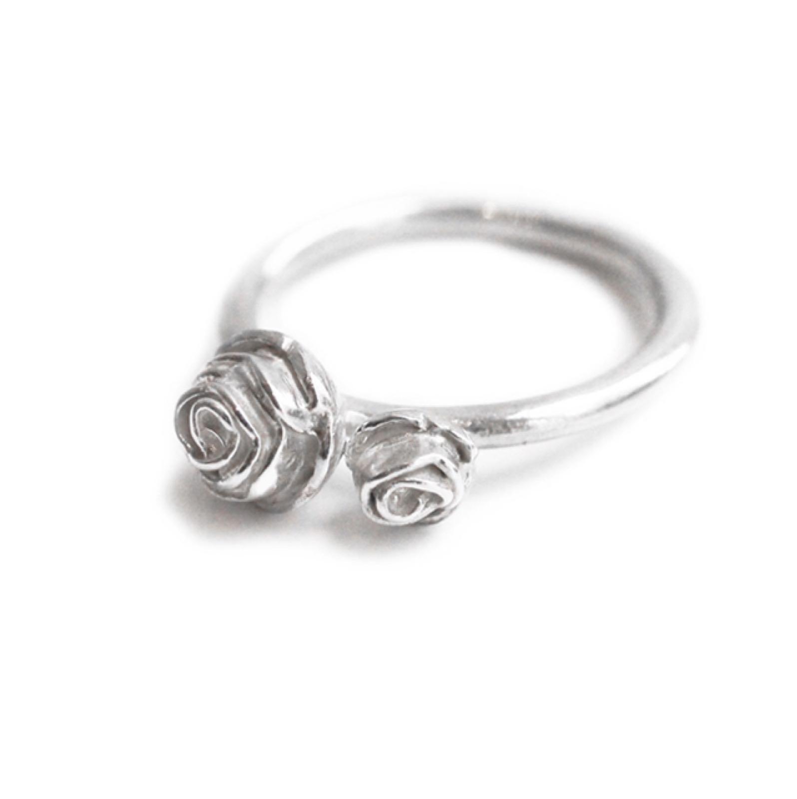 Rose Garden ring | sormus