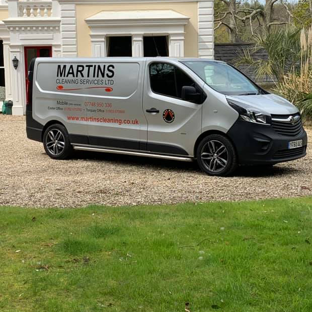 MARTINS CLEANING SERVICES LIMITED