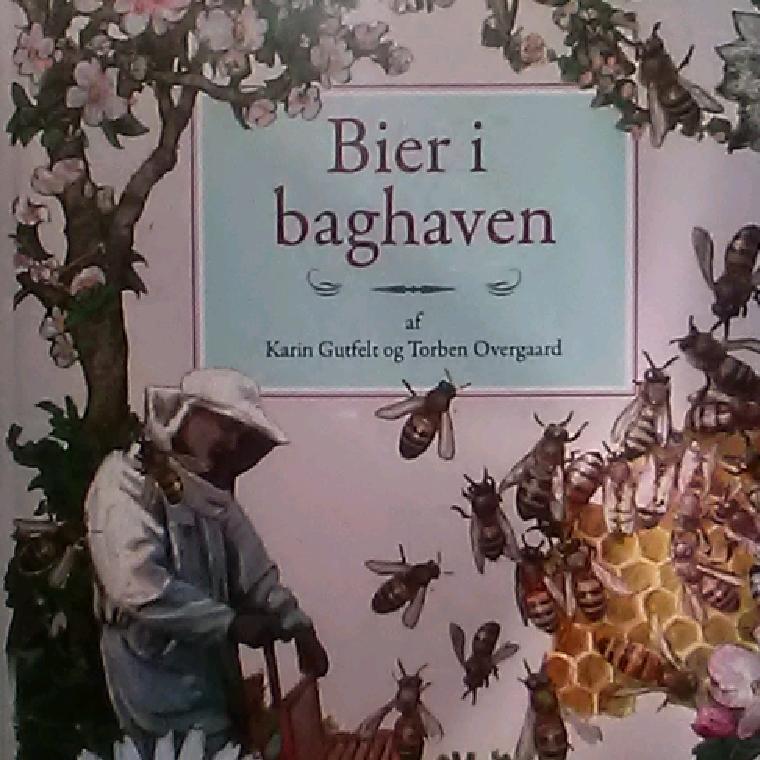BIER I BAGHAVEN af Karin Gutfelt og Torben Overgaard - 9788793159082