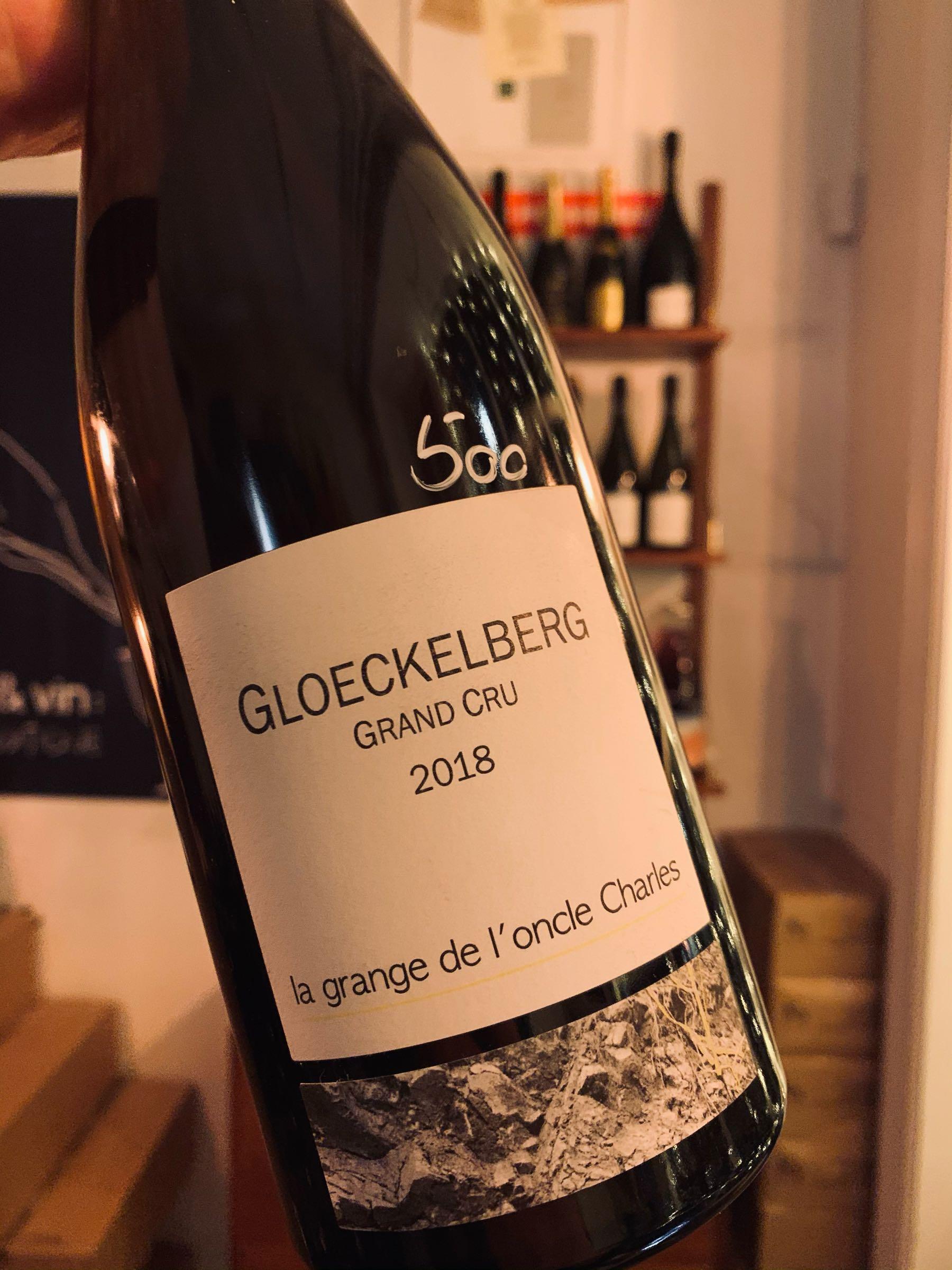 Gloeckelberg Grand Cru 2018 - Jerome Francois