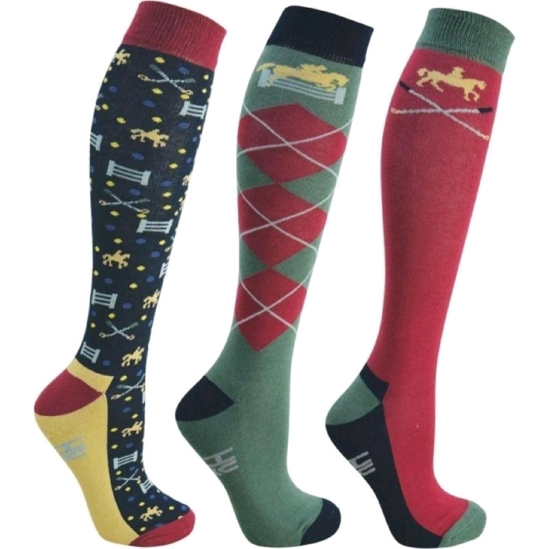 HY Socks Unisex (3 Pack)