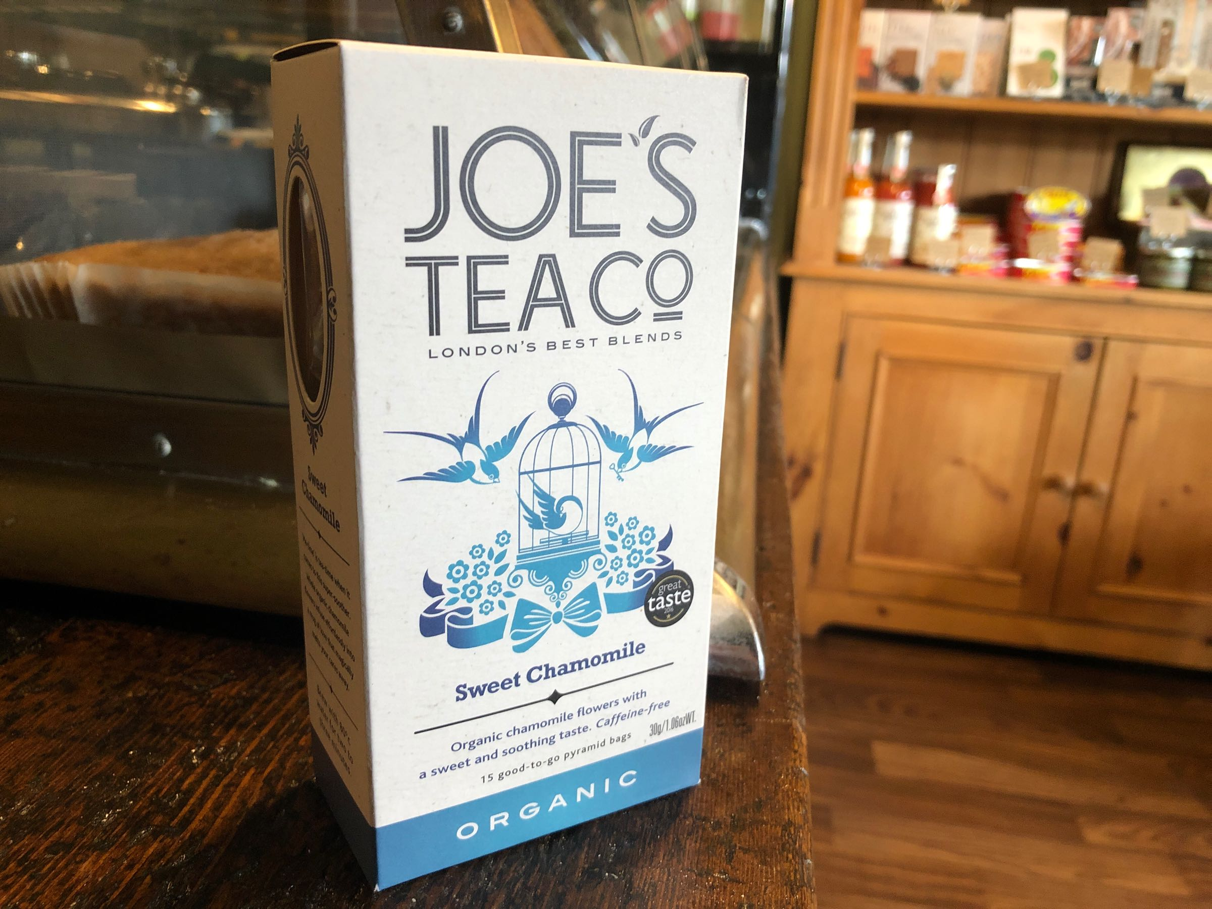 Joe's Tea Co. Sweet Camomile - Organic