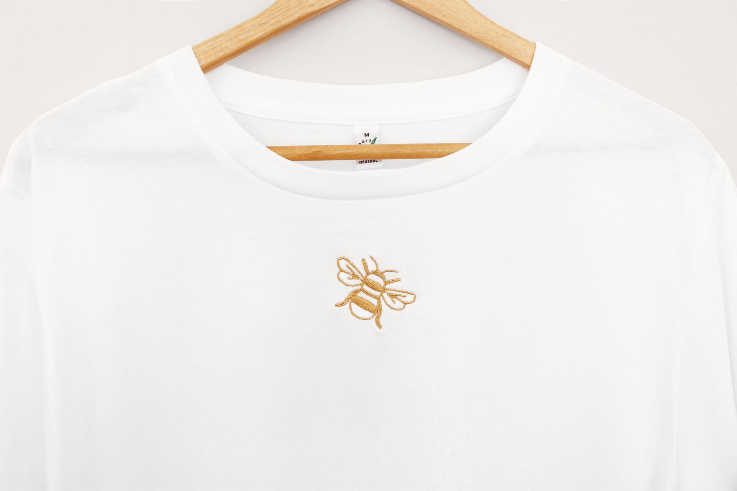 Bee Cotton Tee