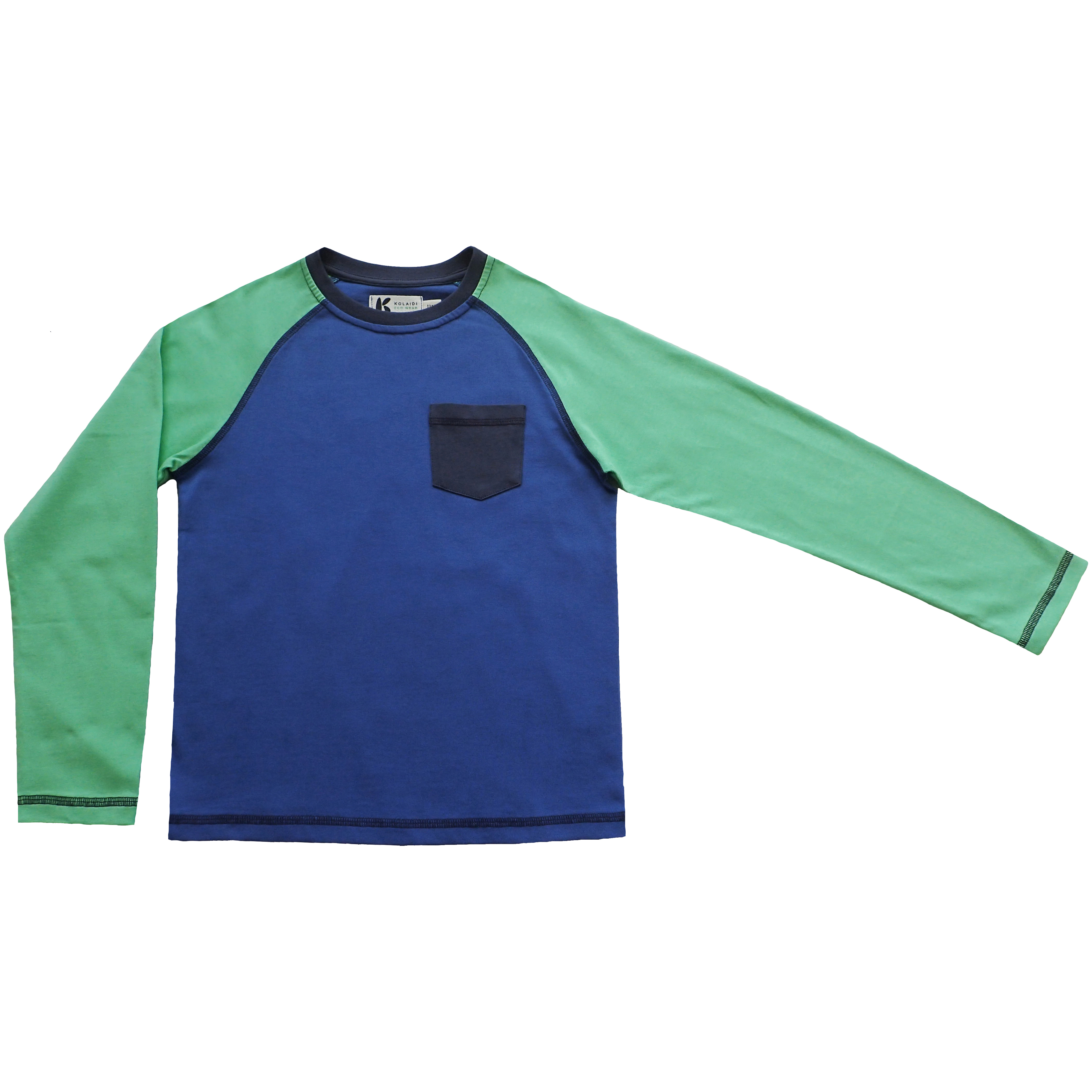 Drenge T-shirt med lomme