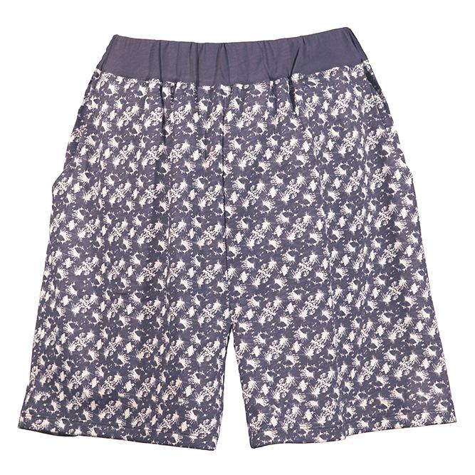 Printede shorts