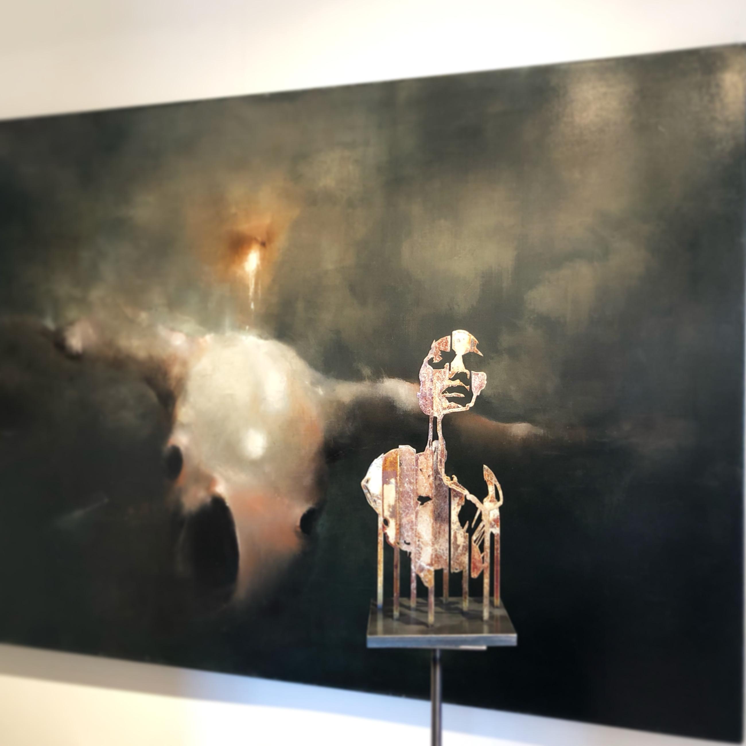 Skulptur - Sönder