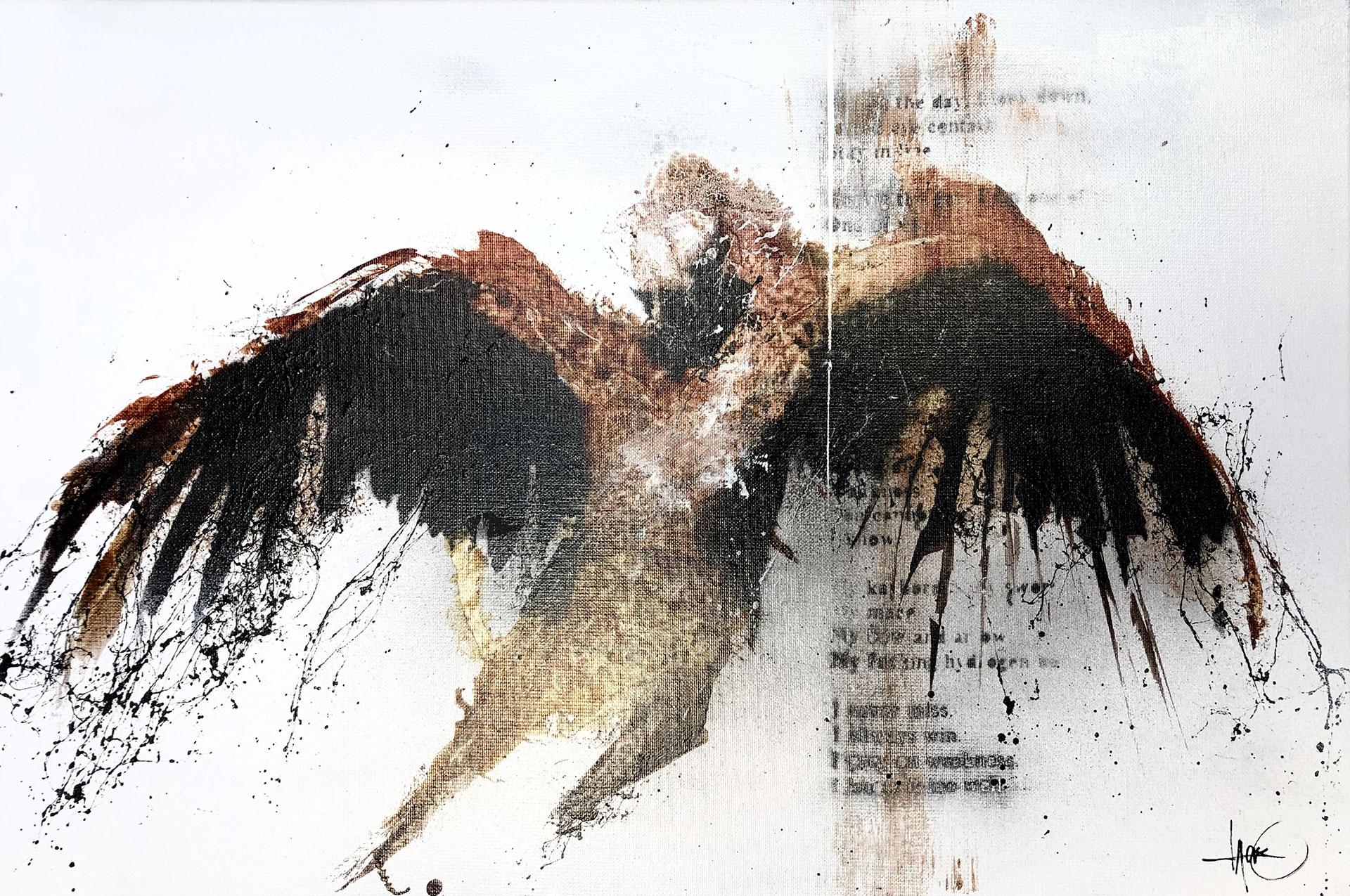 Original Verk XXIV - Engel