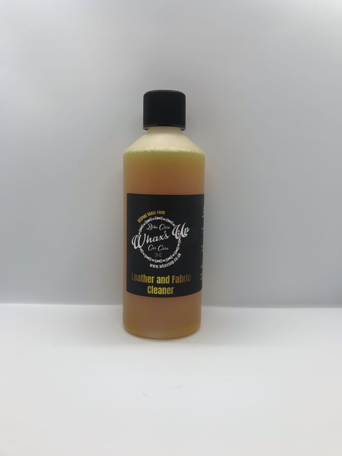 h. Leather and Fabric Cleaner 500 ml