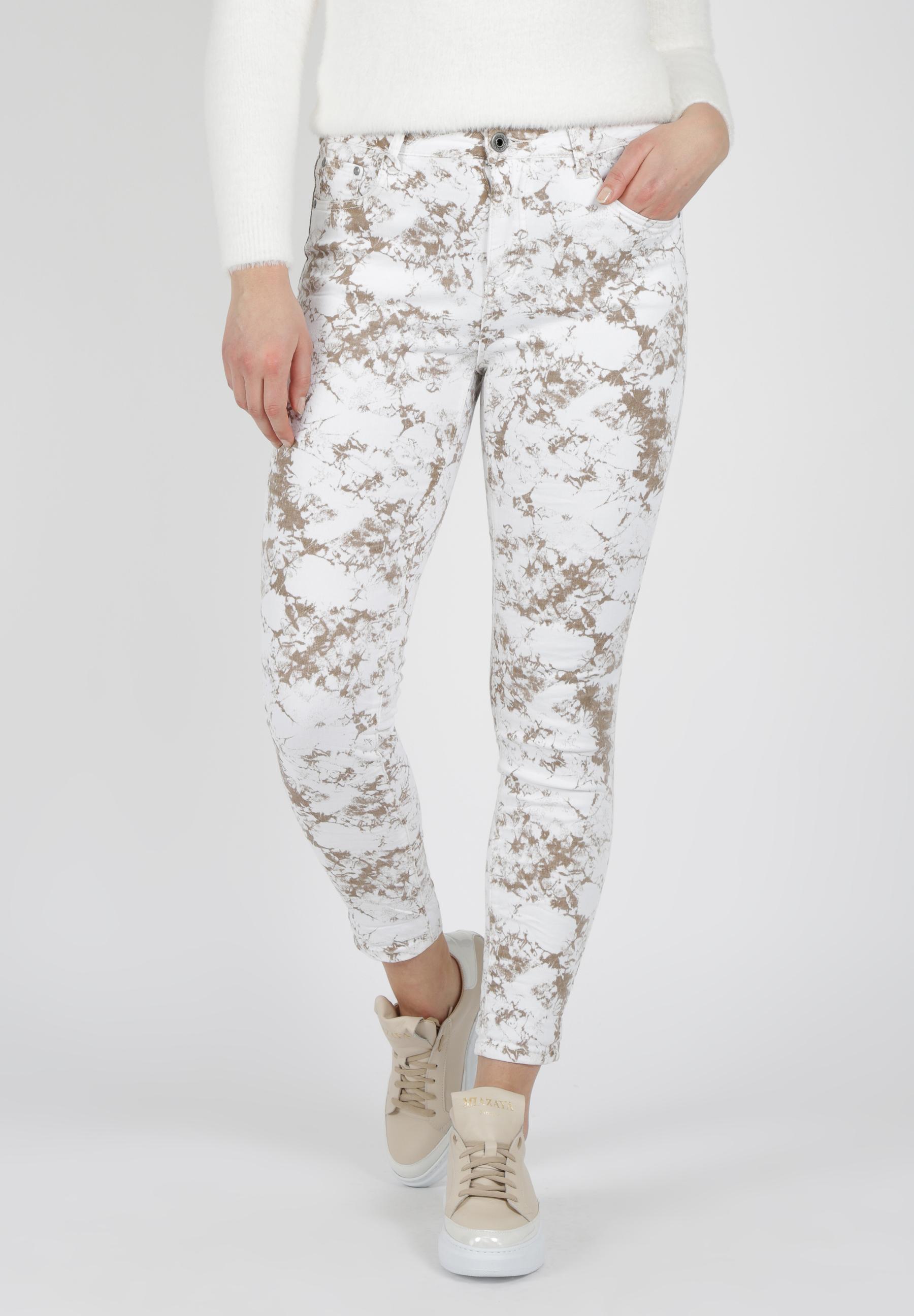 MiaZAYA Jeans Batik