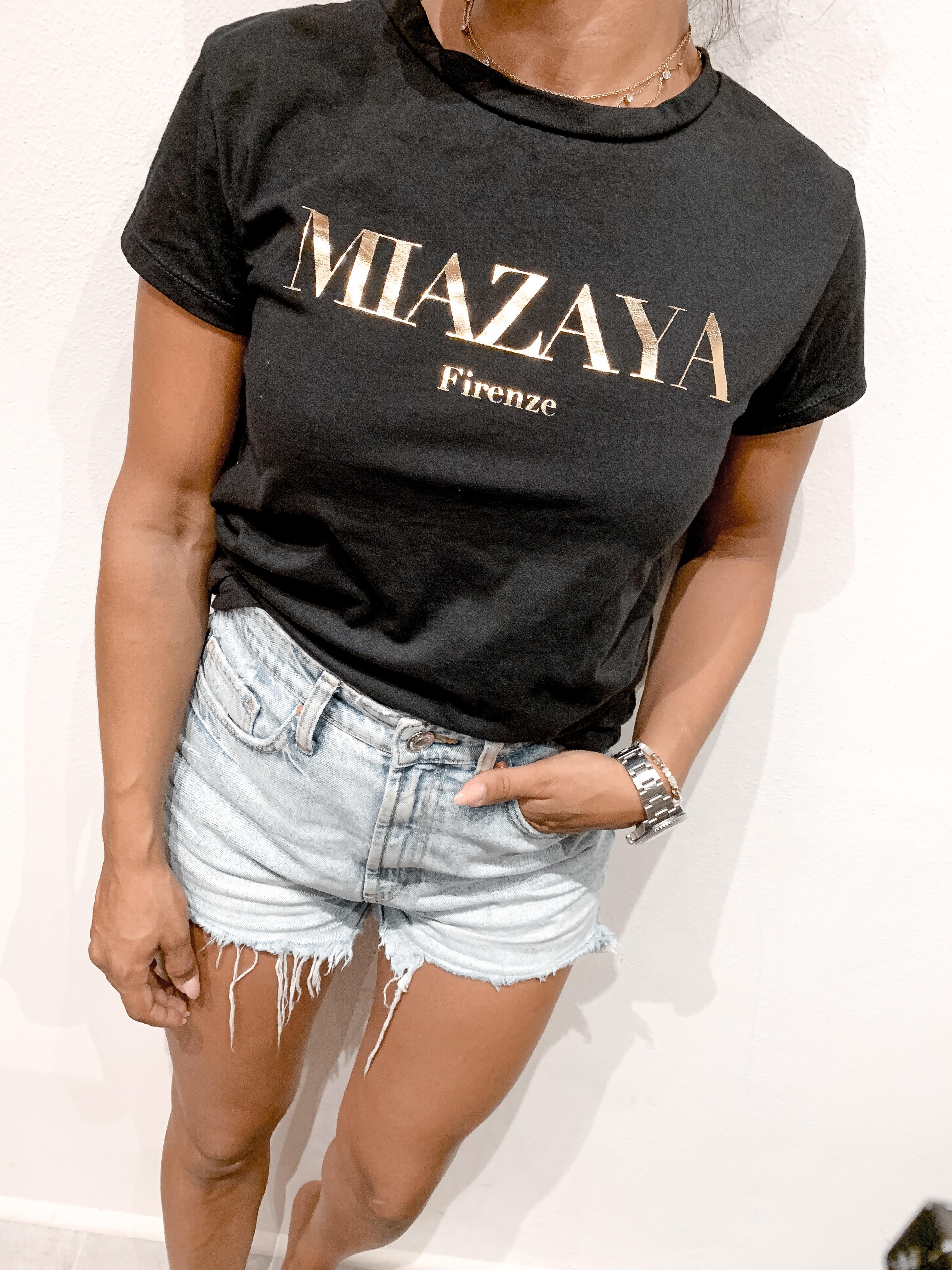 MiaZAYA T Shirt